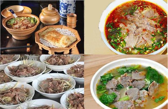 淮南牛肉汤、油酥饼培训