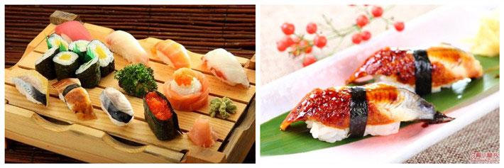 日本寿司培训